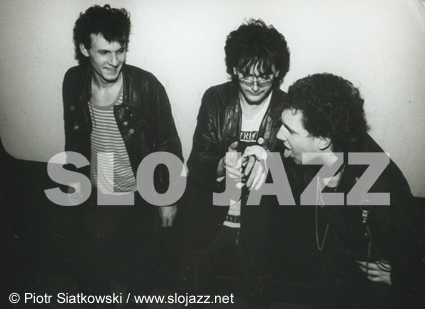 ONE MILLION BULGARIANS Polish alternative music punk underground image slojazz photo