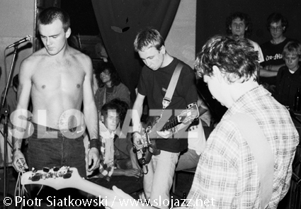 APATIA hardcore punk straight edge Polish independent DIY scene vegetarian band Poznan HCP underground alternative live gig concert photography image slojazz Piotr Siatkowski