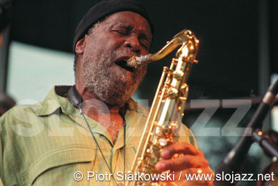 BENNIE MAUPIN jazz photo slojazz