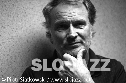 BOBO STENSON jazz photography portrait piano player Swedish pianist performer improvisation ECM Don Cherry Rollins Getz Garbarek Stanko live gig concert music images slojazz Piotr Siatkowski