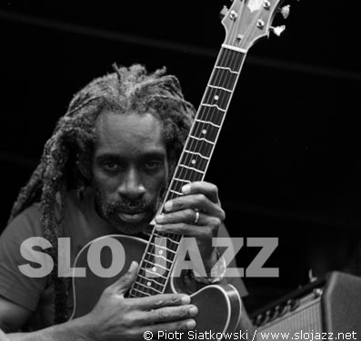 BROOKLYN FUNK ESSENTIALS 2 Desmond Foster reggae guitar player singer hip hop rap Sweden jazz image slojazz photo Piotr Siatkowski