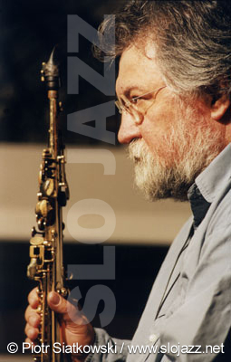 EVAN PARKER jazz photo slojazz