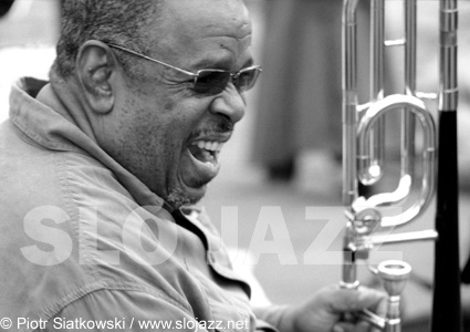 FRED WESLEY jazz photography kazimierz slojazz