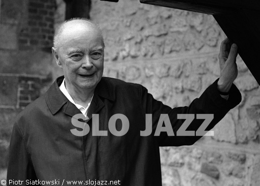 LESLAW LIC jazz clrinetist pianist Polish swing music legend Krakow improvisation photography slojazz Piotr Siatkowski