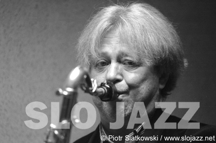LESZEK ZADLO Polish jazz saxophone flute player composer band leader Krakow image slojazz photo Piotr Siatkowski