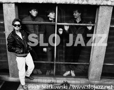 MADE IN POLAND zimna fala punk alternative rock Krakow cold wave underground independent slojazz music photo image Piotr Siatkowski