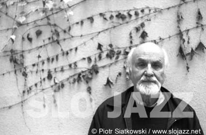 MORTON SUBOTNICK electronic computer music experimental composer slojazz photo