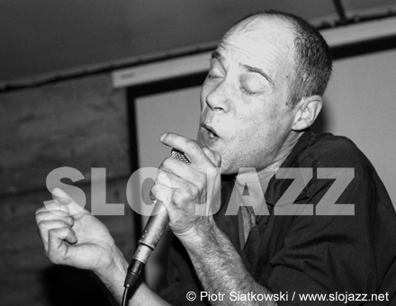 PETE SIMONELLI Enablers poetry spoken word singer indie rock Neurot image slo jazz photo Piotr Siatkowski
