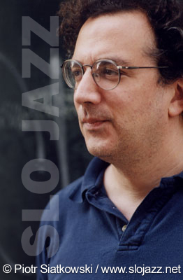URI CAINE jazz photo slojazz